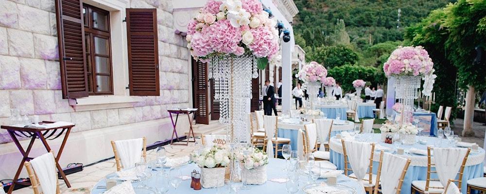 Подбор места для свадьбы